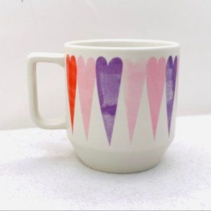 Starbucks Valentine's Day coffee tea cup red pink
